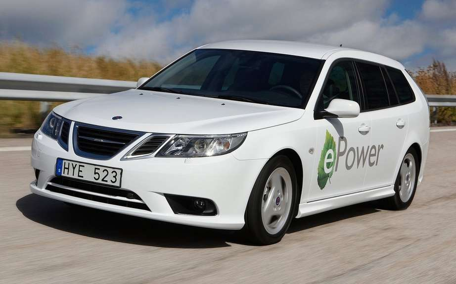 Saab will again produce cars picture #2