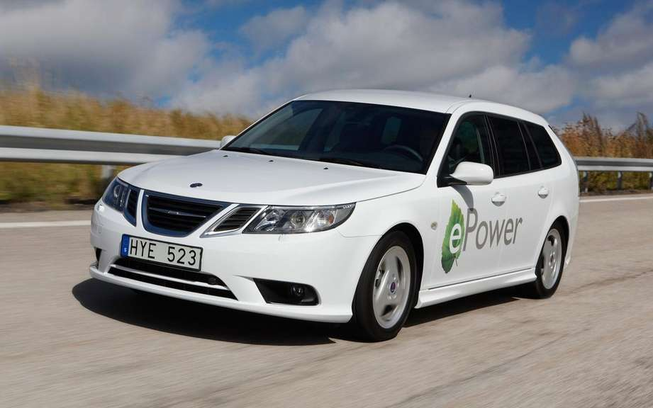 Saab will again produce cars picture #4