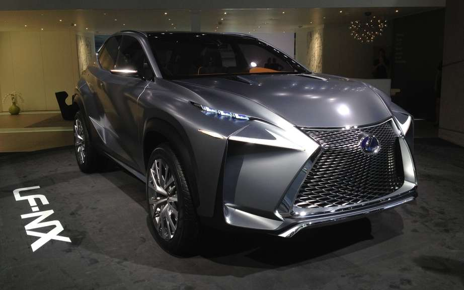 TMG 650 Concept: another Lexus LS