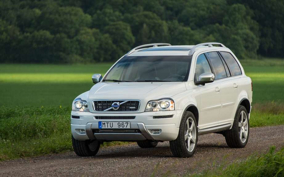 Volvo announces pricing for its 2014 models picture #8