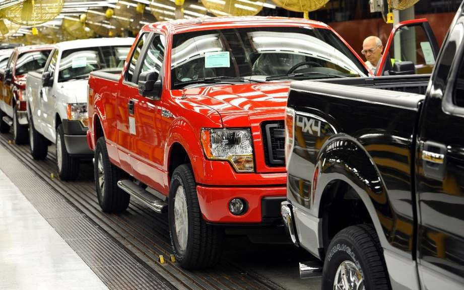 Ford F-150 natural gas for the Canadian market