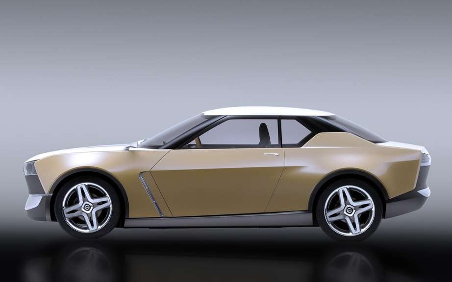 Nissan presents its concepts IDx Freeflow and IDx Nismo picture #4