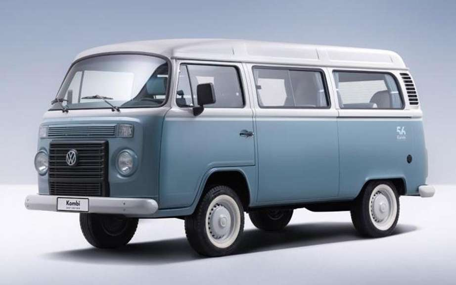 Volkswagen Kombi, 600 copies of the Last Edition