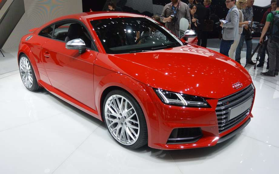 Audi TT festival the 000th 500 produced picture #1