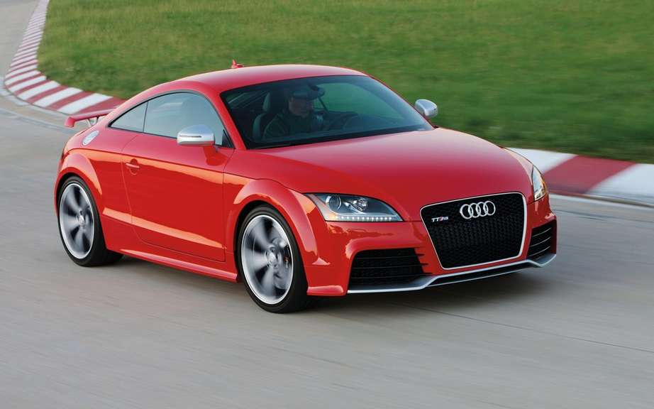 Audi TT festival the 000th 500 produced picture #2