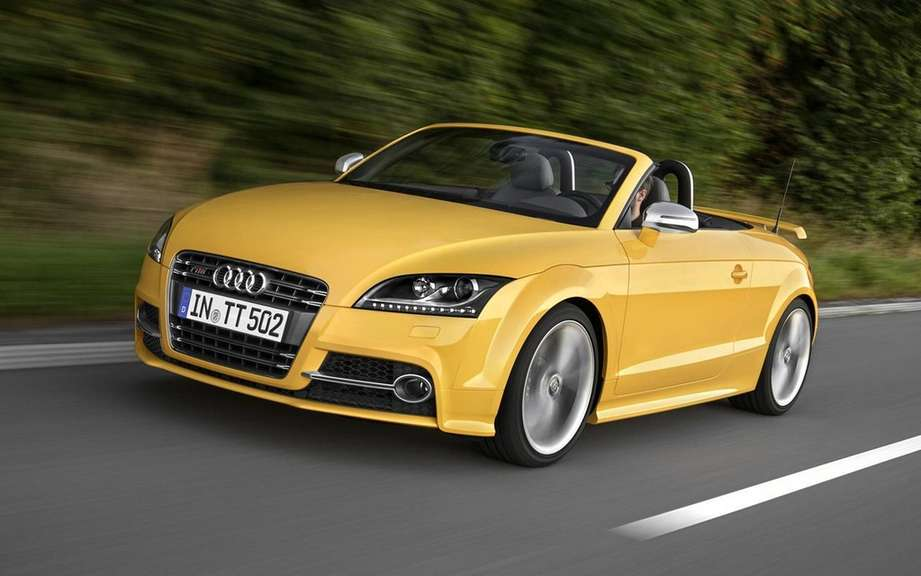 Audi TT festival the 000th 500 produced picture #3