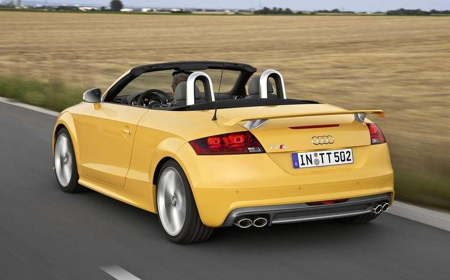 Audi TT festival the 000th 500 produced picture #4