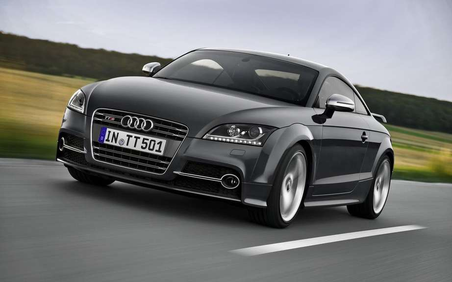 Audi TT festival the 000th 500 produced picture #5