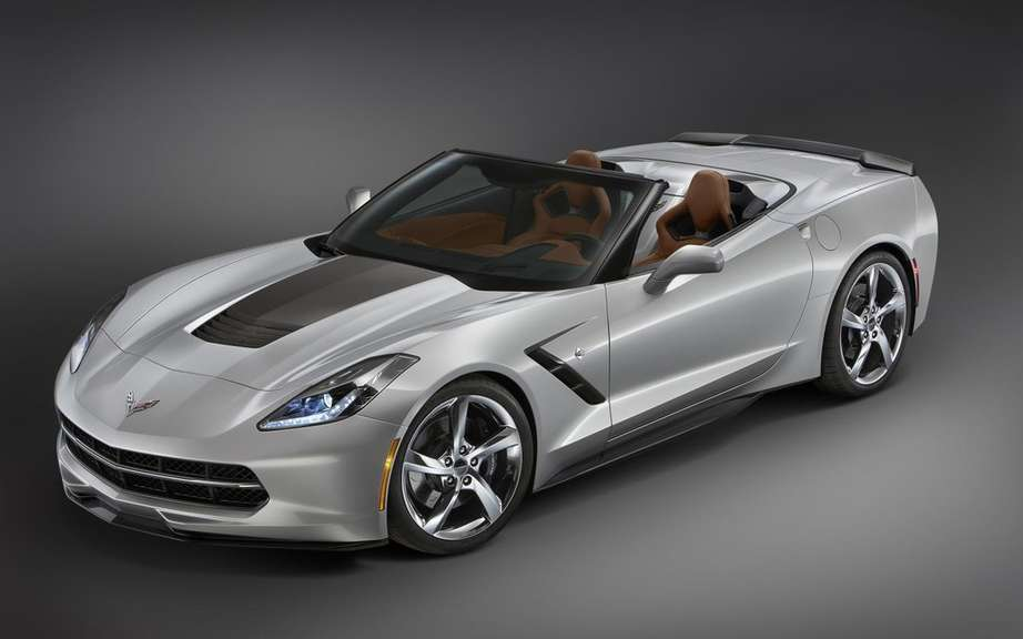 Chevrolet revived the fight east-west with two limited edition Corvette picture #5