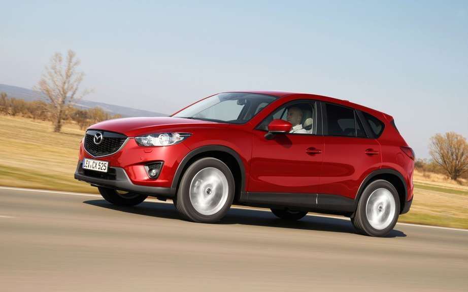 Mazda Canada announces increase in sales for the month of July 2013 picture #2