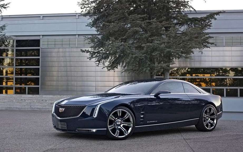 Elmiraj Cadillac Concept: the missing link in Pebble Beach picture #2