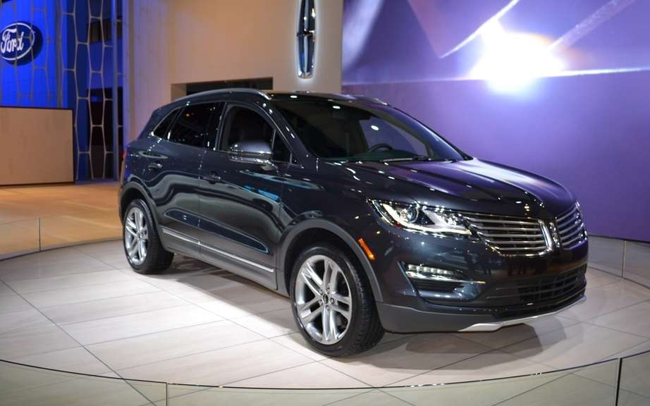 Lincoln MKZ MKC and Black Label Concepts Pebble Beach