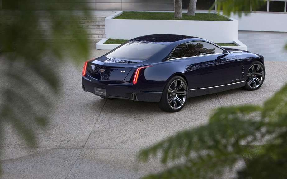Elmiraj Cadillac Concept: the missing link in Pebble Beach picture #3