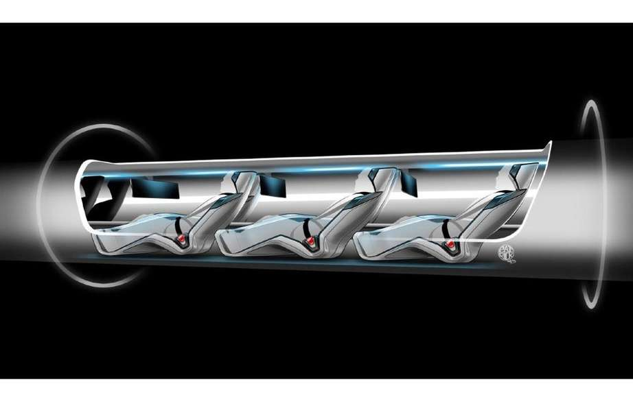 Elon Musk: Tesla of the Hyperloop picture #4