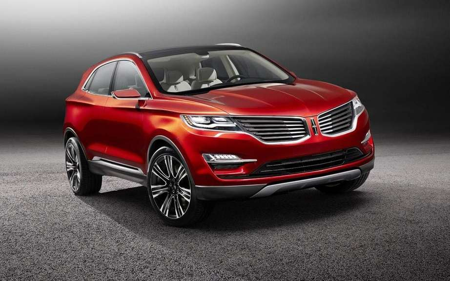 Lincoln MKZ MKC and Black Label Concepts Pebble Beach picture #4