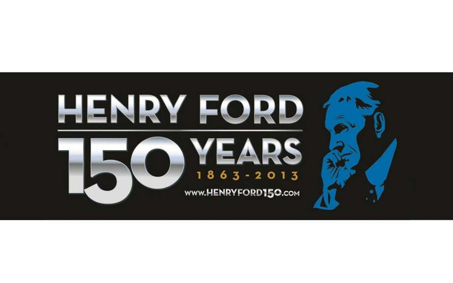 Henry Ford would have been 150 years, July 30
