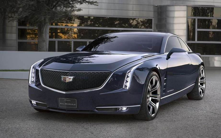 Elmiraj Cadillac Concept: the missing link in Pebble Beach picture #4