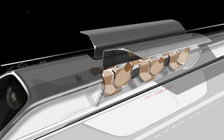 Elon Musk: Tesla of the Hyperloop picture #6