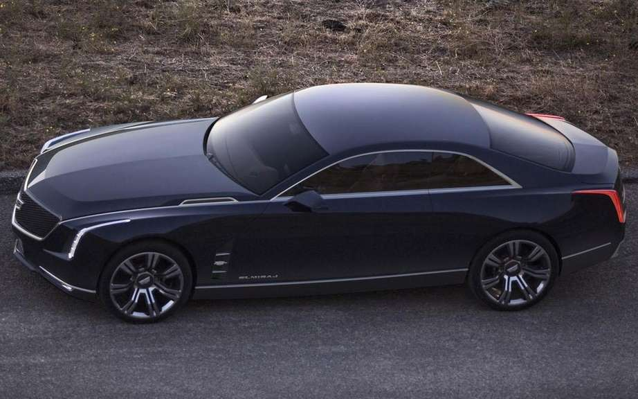 Elmiraj Cadillac Concept: the missing link in Pebble Beach picture #5
