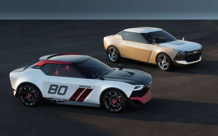 Nissan presents its concepts IDx Freeflow and IDx Nismo picture #5