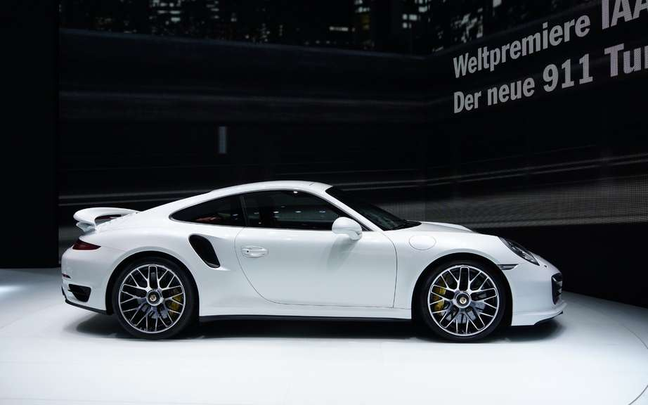 Porsche wants to bridge the gap between the Carrera 4S and Turbo