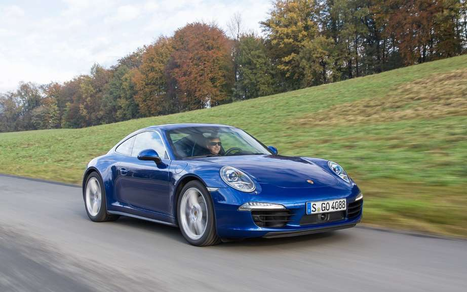 Porsche wants to bridge the gap between the Carrera 4S and Turbo picture #2
