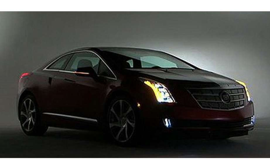 Cadillac ELR 2014 has LED exterior lighting picture #3