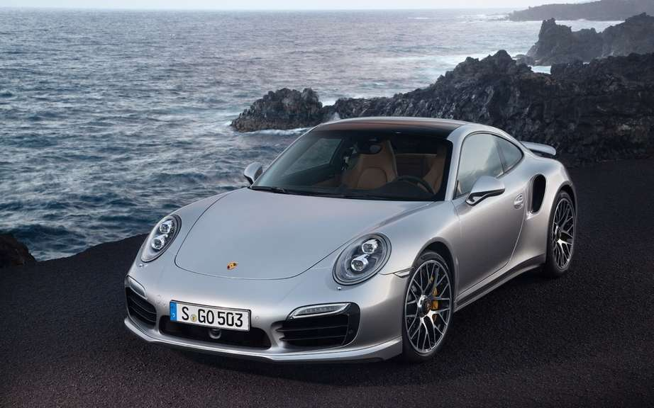 Porsche wants to bridge the gap between the Carrera 4S and Turbo picture #4