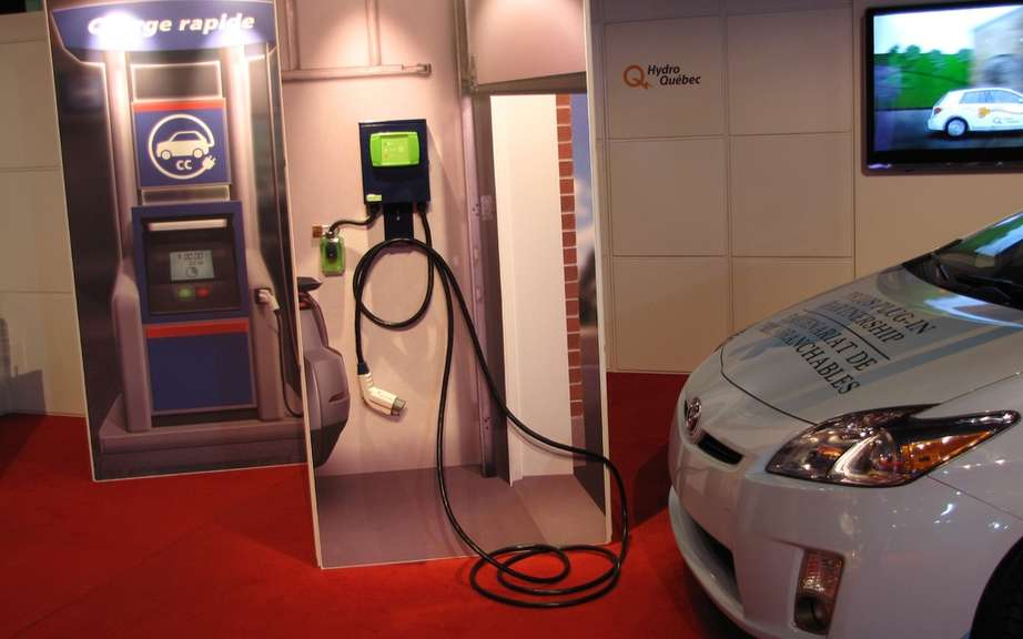 Toyota, Nissan, Honda and Mitsubishi want more charging stations picture #3