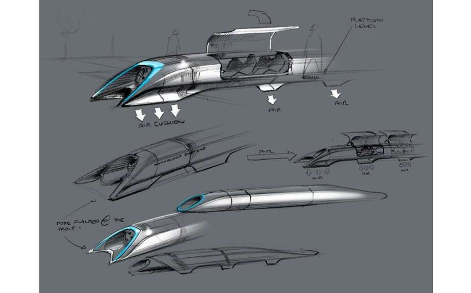 Elon Musk: Tesla of the Hyperloop picture #9