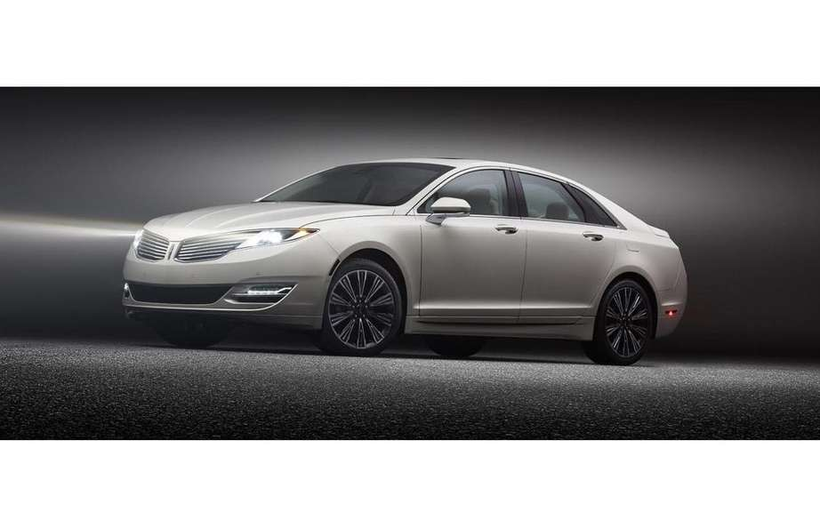 Lincoln MKZ MKC and Black Label Concepts Pebble Beach picture #8