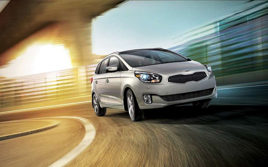 Kia Canada: Sales 7616 new vehicles in July