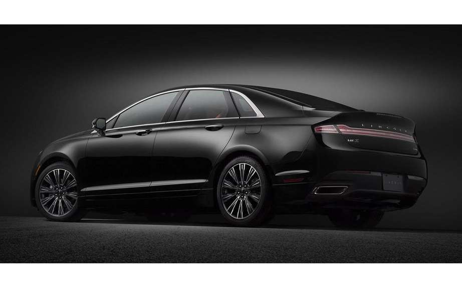 Lincoln MKZ MKC and Black Label Concepts Pebble Beach picture #9