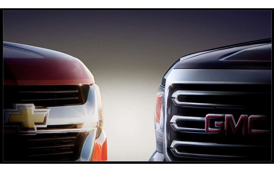 Chevrolet Colorado and GMC Canyon back in 2014 picture #3