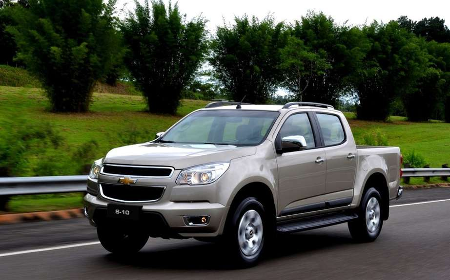 Chevrolet Colorado and GMC Canyon back in 2014 picture #6