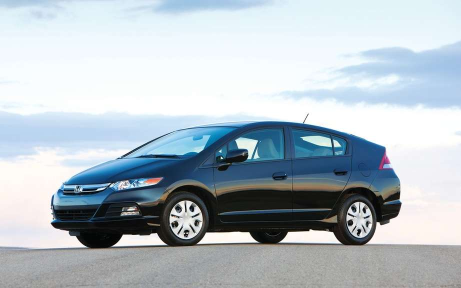 End of the road for the Honda Insight picture #3