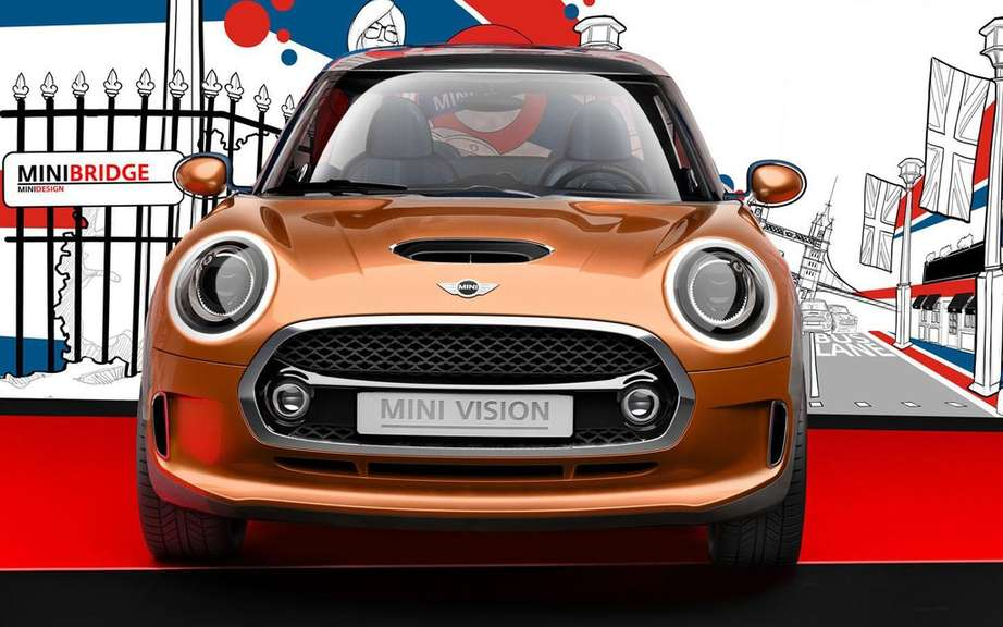 2014 Mini Cooper unveiled on 18 November picture #2