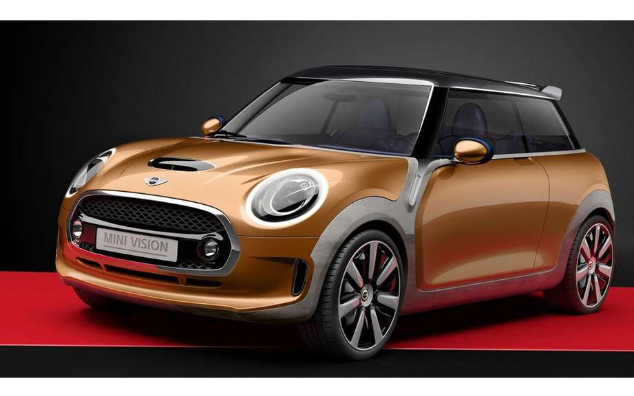 2014 Mini Cooper unveiled on 18 November picture #3