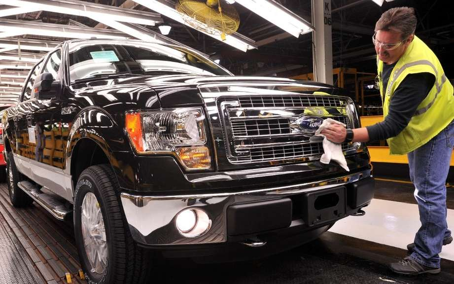 Ford F Series: great job creator