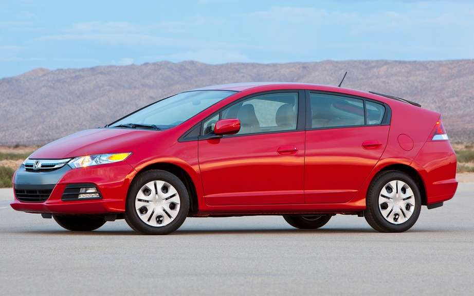 End of the road for the Honda Insight picture #5