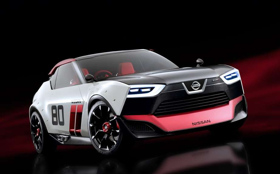Nissan presents its concepts IDx Freeflow and IDx Nismo picture #6