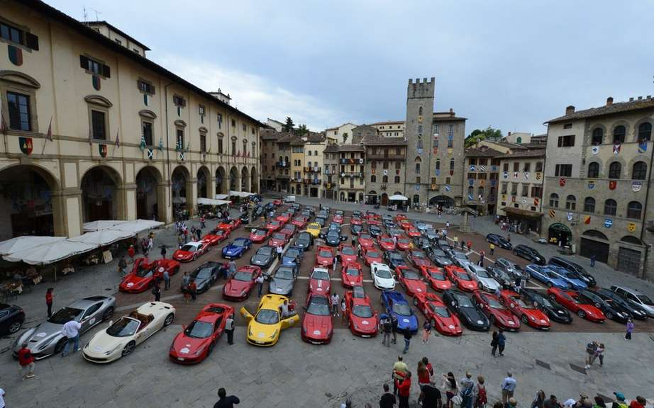 Ferrari Cavalcade 2013: for the most loyal customers picture #4