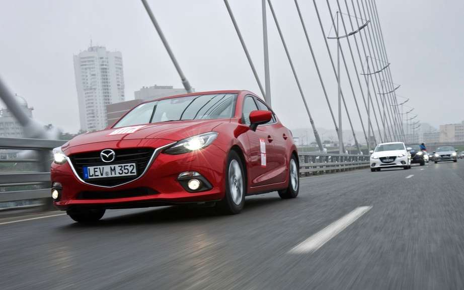 Mazda road3: From Hiroshima to Frankfurt picture #12