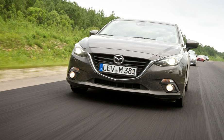Mazda road3: From Hiroshima to Frankfurt picture #13