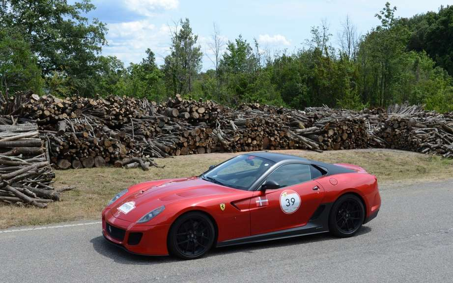 Ferrari Cavalcade 2013: for the most loyal customers picture #6