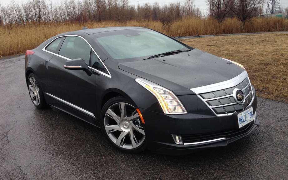 Cadillac ELR: Green Car of the year 2014