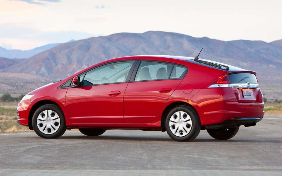 End of the road for the Honda Insight picture #6