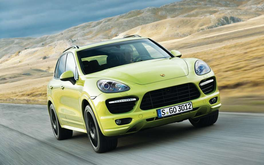 Porsche Cayenne: 500,000 copies later picture #1