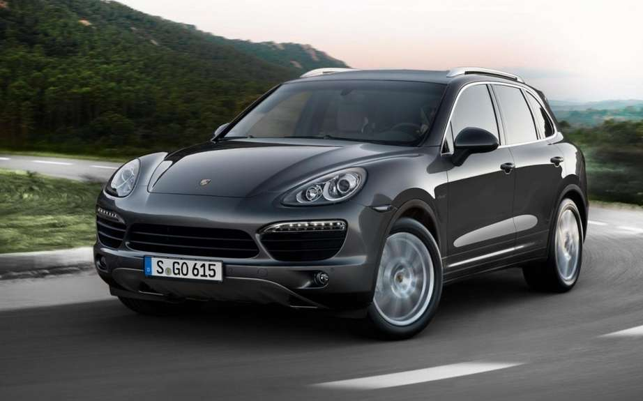 Porsche Cayenne: 500,000 copies later picture #2