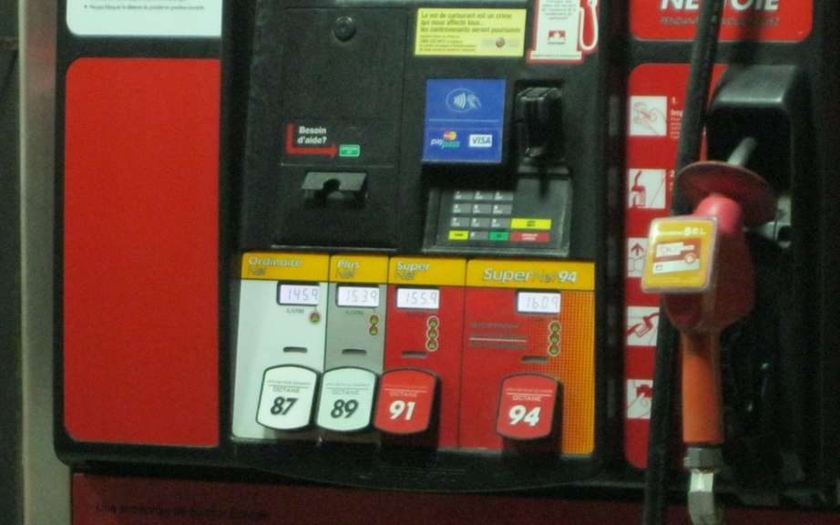 Montreal: soaring prices of gasoline $ 1.45 per liter